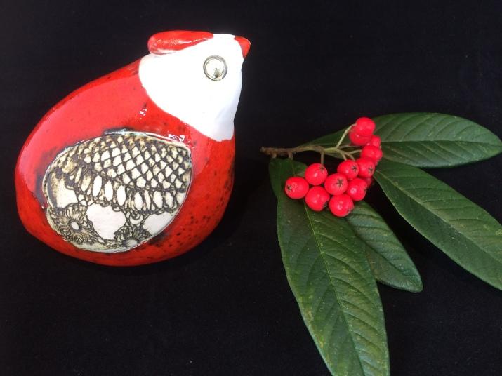 Christmas bird IMG_8130