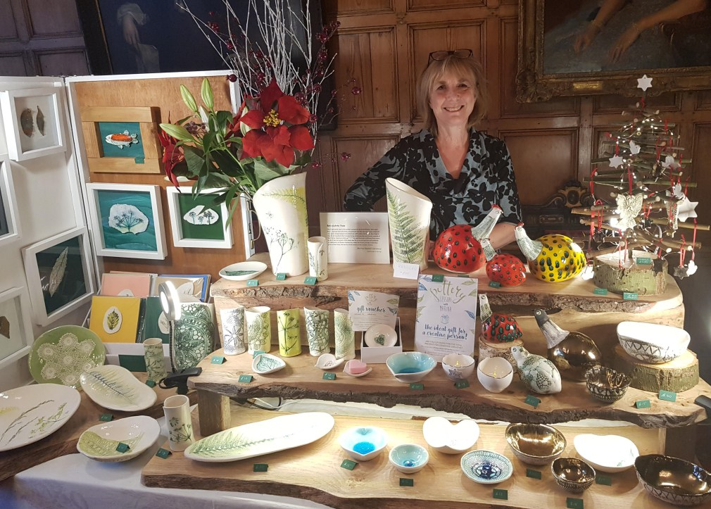 Craft Fair Guildhall Guildford 14 Dec 2018